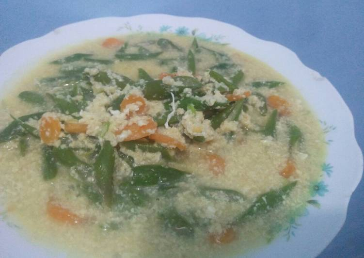 Sayur Capcay Kuah Simple
