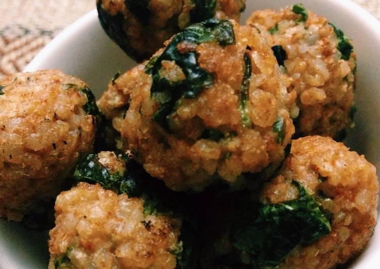Recipe: Appetizing Healthy Broken Wheat/Daliya Snack