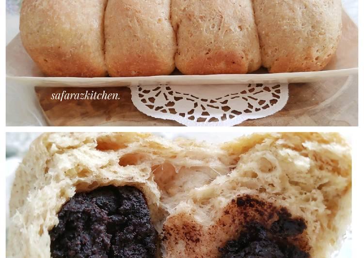 Keto Killer Soft Bread 2 Tepung #recook Iko Ico