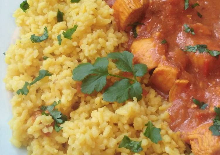 Easiest Way to Prepare Most Popular Vickys Homemade Onion Pilau Rice, GF DF EF SF NF