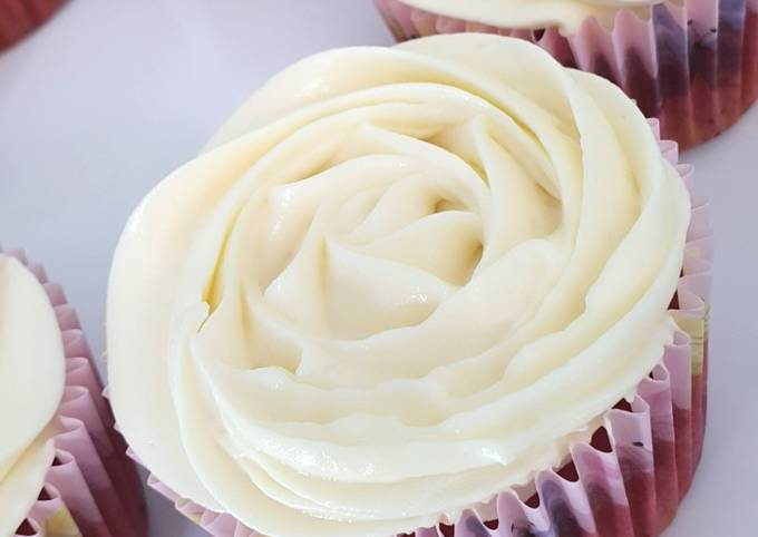 Easy Red Velvet with Cream Cheese Frosting