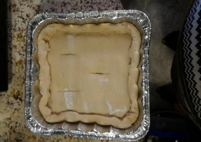 Sheree's Seafood Pot Pie
