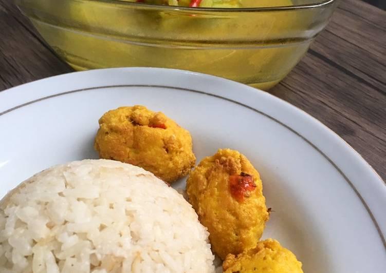 Resep Nasi liwet fiber creme & sayur jipang / labu siam Yang Simple Dijamin Ngiler