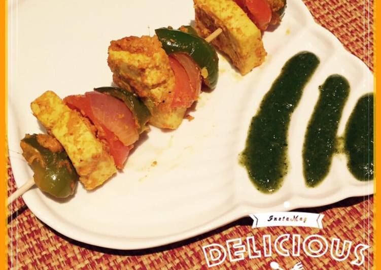 Best Comfort Dinner Ideas Special Paneer Tikka