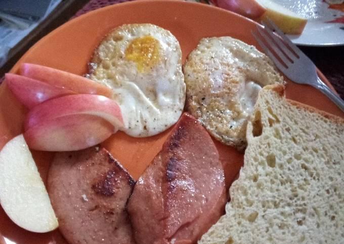 Old School Breakfast
