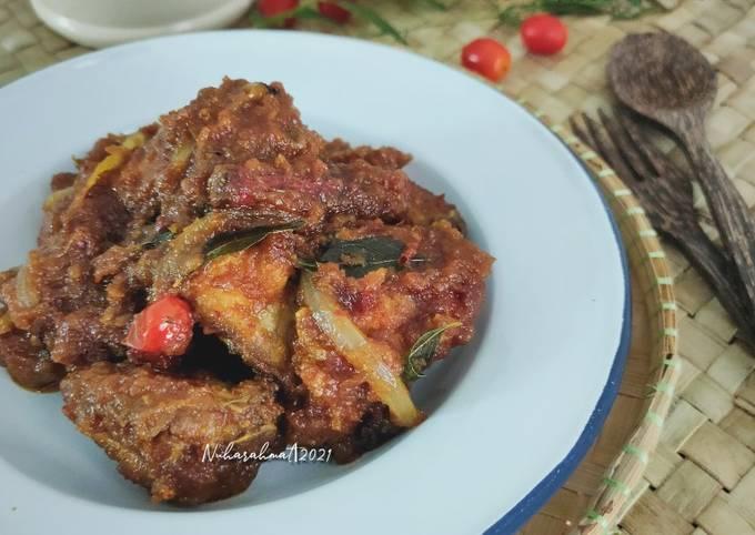 Ayam Masak Bawang