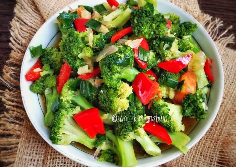 Cah Brokoli Prapika