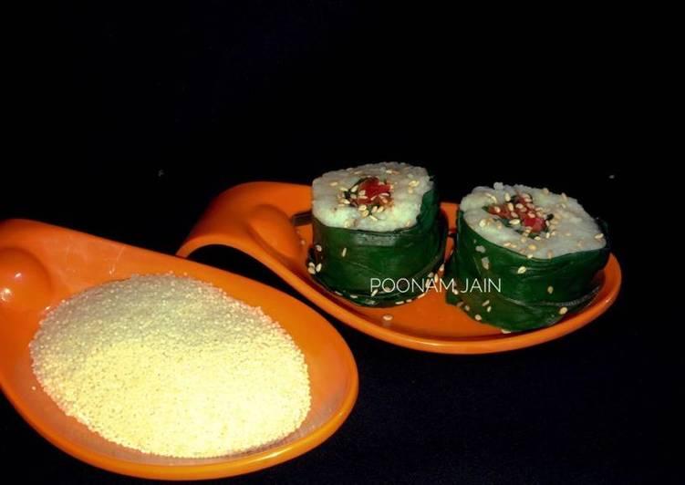 Simple Way to Make Perfect Farali Sushi roll