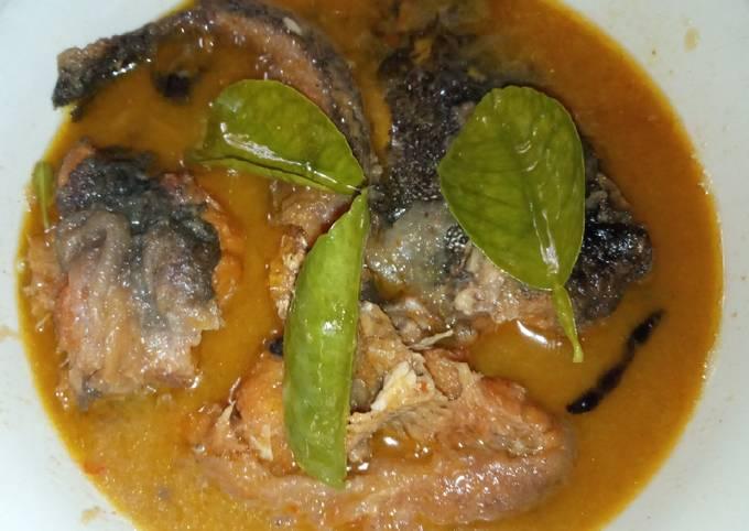 Cat fish pepper soup