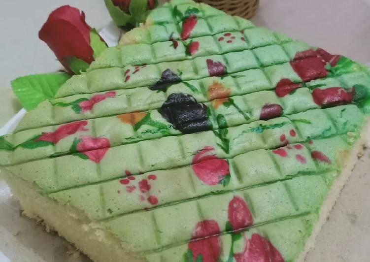 cara bikin Butter Cake Jelita - Sajian Dapur Bunda