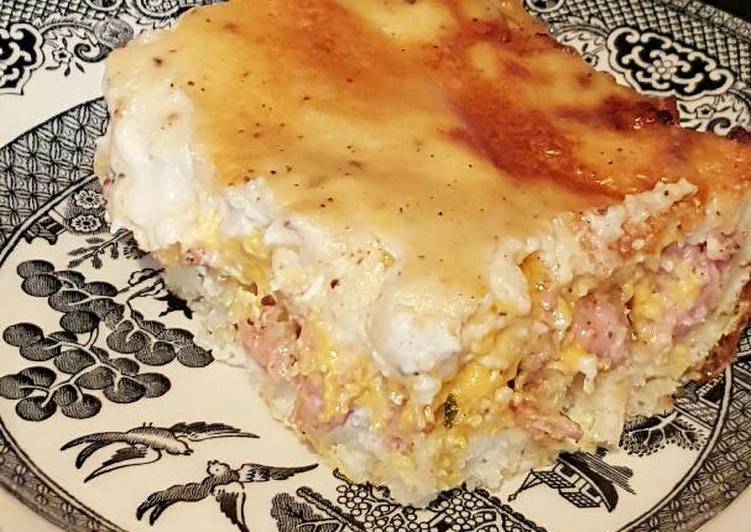 Easiest Way to Cook Delicious Breakfast Bake