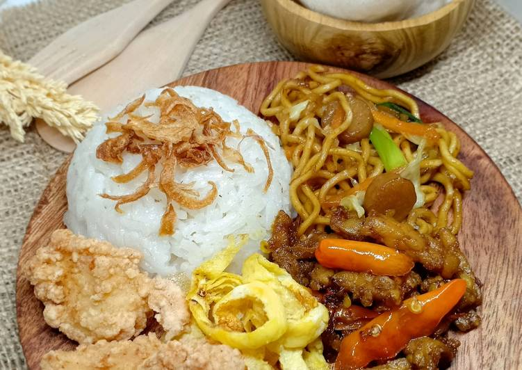 Nasi Uduk Rice Cooker @dapurwidiaaa