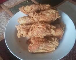 Ayam Goreng Tepung Simple, Enak, dan Crispy nya awet
