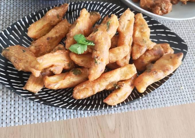 French fries pakoray