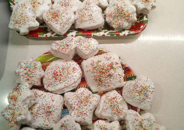 Dolci Siciliani Di Natale.Ricetta Cuccidati Buccellati Siciliani Biscotti Natalizi Di Mariagrazia Farinella Cookpad