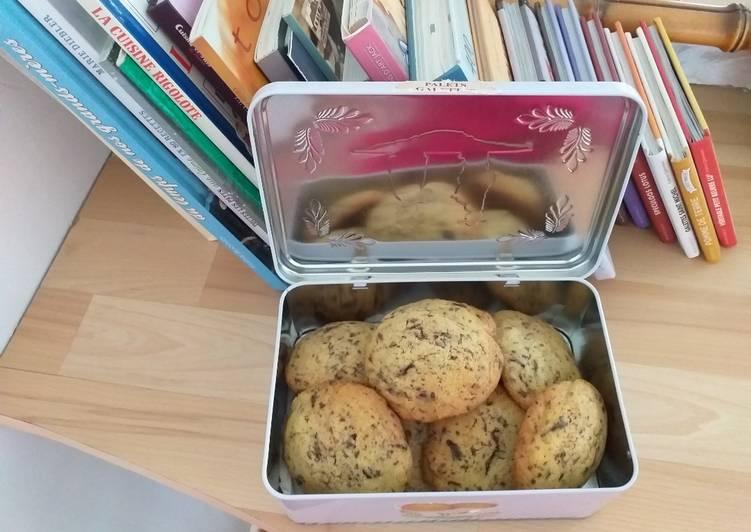Recette Parfait Cookies