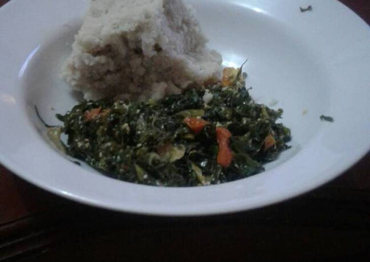 Recipe of Any-night-of-the-week Fried Kale