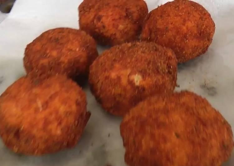 "Recipe: Perfect Sicilian ""Street"" Arancini"
