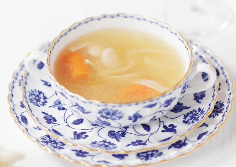 Chicken Soup, Why Are Apples So Good For Your Health