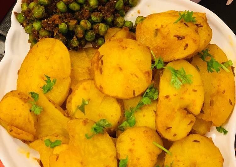 Recipe of Any-night-of-the-week Chakli aloo