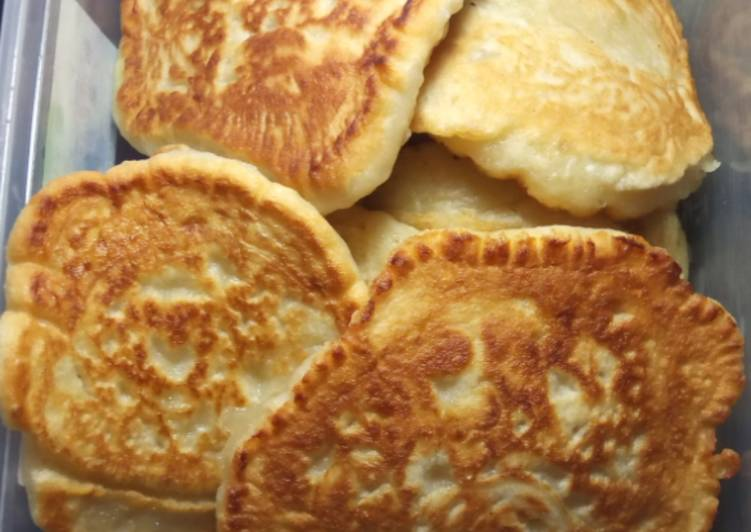 Easiest Way to Prepare Ultimate Fluffy pancakes
