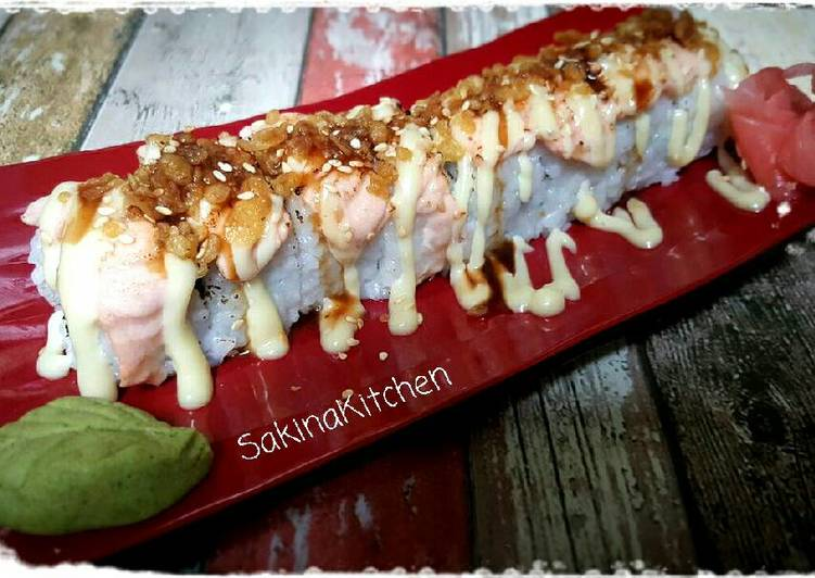 Sushi ala SakinaKitchen