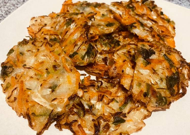 Bakwan sayur/ pia-pia/ heci goreng teflon
