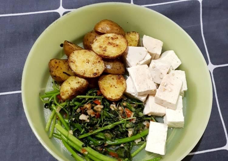 Roasted Potato Teflon