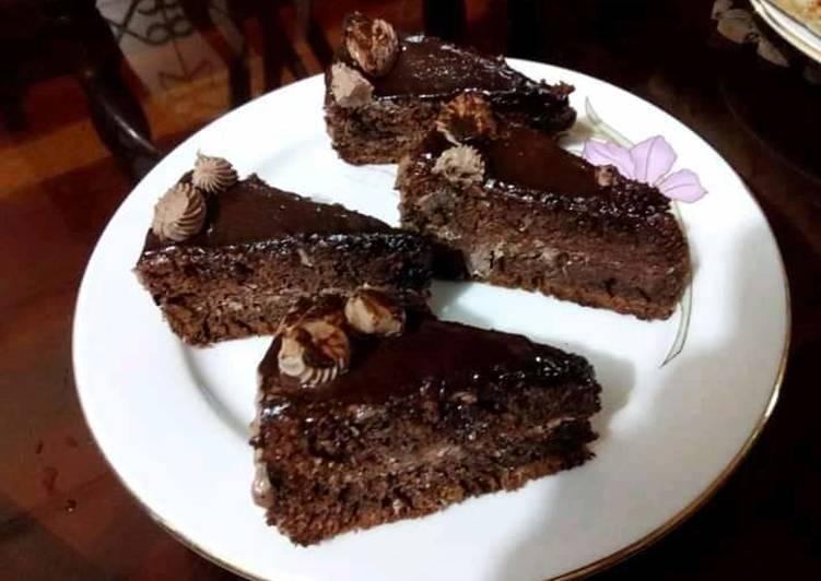 Recipe of Speedy Chocolate Ganache Pastries