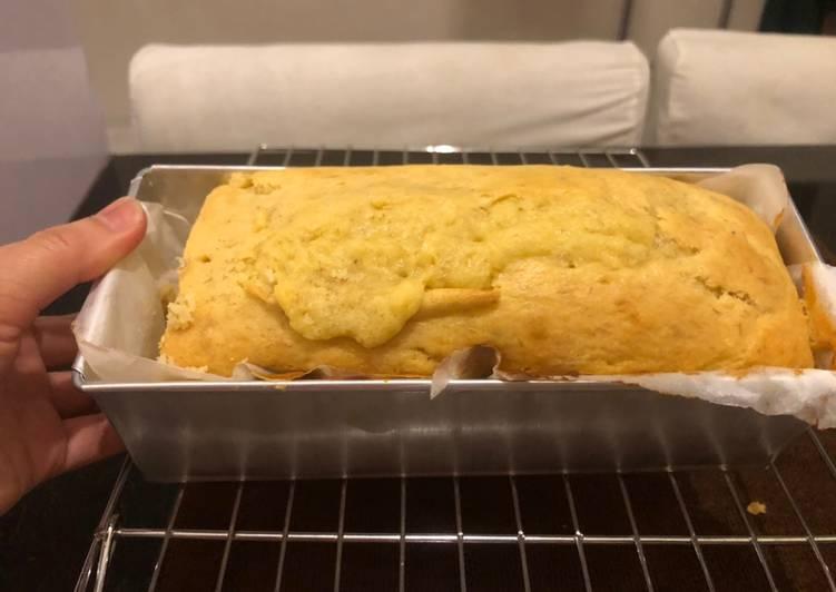 Banana Bread in Pancake Mix