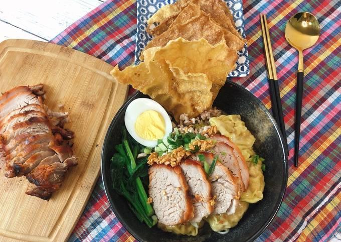 🧑🏽🍳🧑🏼🍳Thailand Street Food Noodle Soup • Thai Tom Yum Noodle Soup  ThaiChef Food