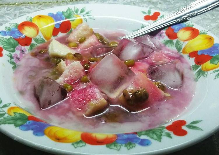 Resep Bubur Kacang Hijau Madura oleh Arvina Harahap - Cookpad