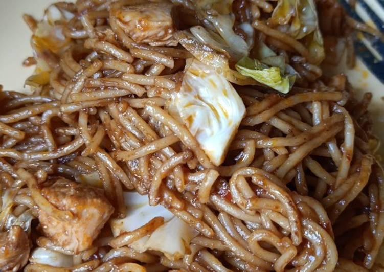 Spaghetti goreng
