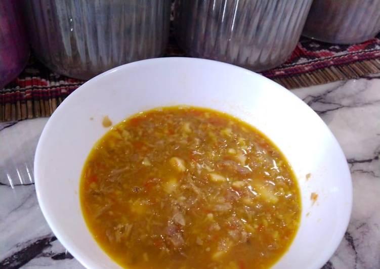 Resep Mpasi 10 Bln Ayam Kecap Kuah Oleh Ridanti Indraswari Cookpad
