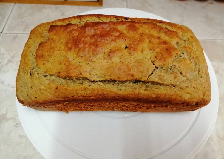 Steps to Prepare Quick Banana Bread