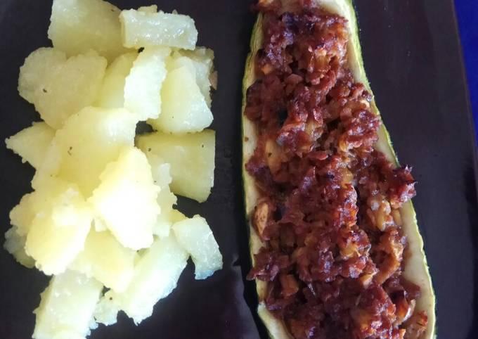 Recipe Of Homemade Chili Fish Flavor Recipe