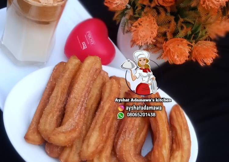 Steps to Make Homemade Churros