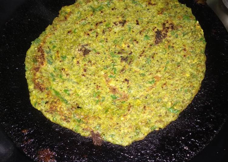 30 Minute Step-by-Step Guide to Make Favorite Moong dal chilla