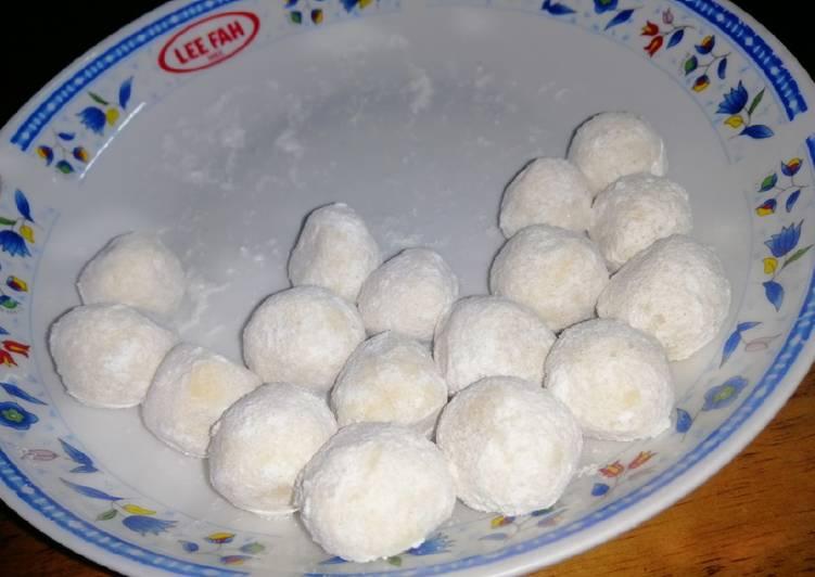 Biskut Makmur Susu