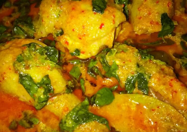 Ayam Kemangi/ayam woku