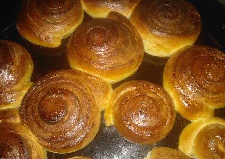 Cinnamon Buns #mystaplefoodrecipecontest