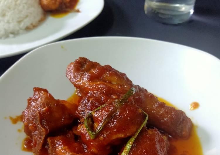 Ayam Sambal Minyak - velavinkabakery.com