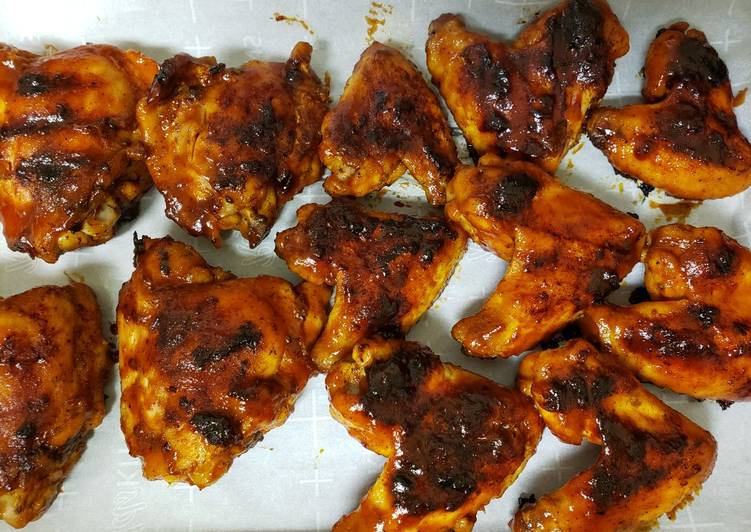 Simple Way to Prepare Super Quick Homemade Sharon's bbq chicken on indoor/outdoor grill