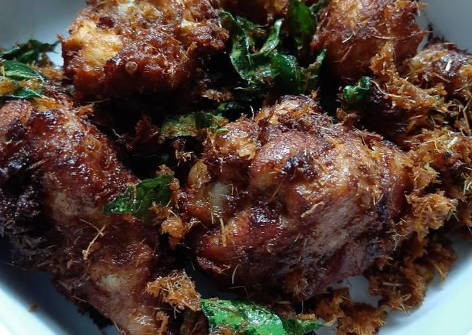 Ayam Goreng Berempah SuperSimpleSedap