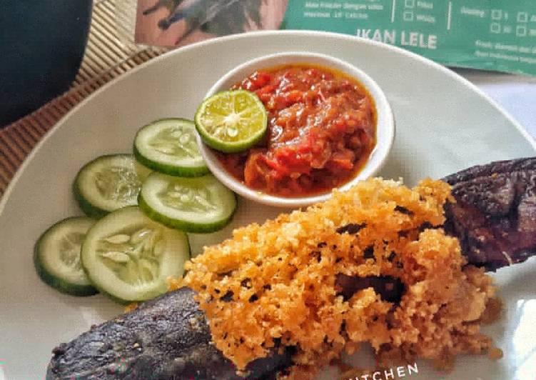 Resep Lele Kremes Sambal Lamongan Oleh Yoria Kitchen Cookpad