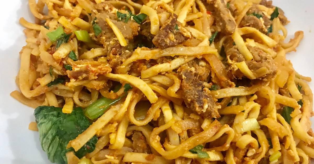 Resep Ifumie Goreng Daging Oleh Sri Nia Sari Cookpad