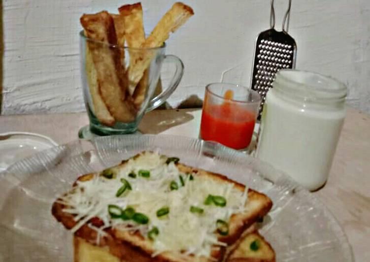 Roti celup/balur(balut) Telurll (French Toast egg)