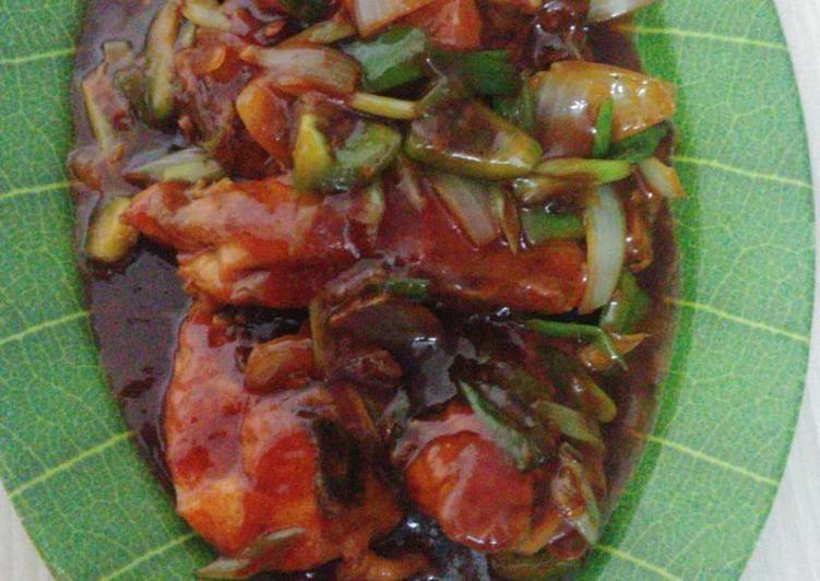 Ayam Goreng Mentega Ala Dapoer Ibu Faisha