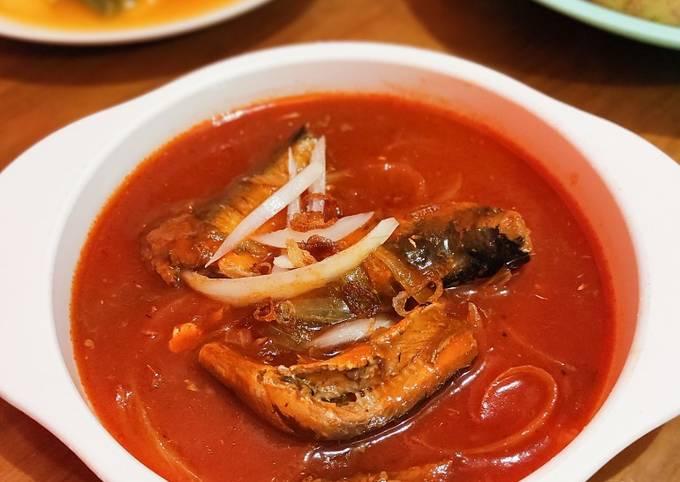 157. Sarden Saos Tomat