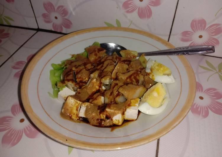 Siomay Bandung Ekonomis (tanpa ikan)